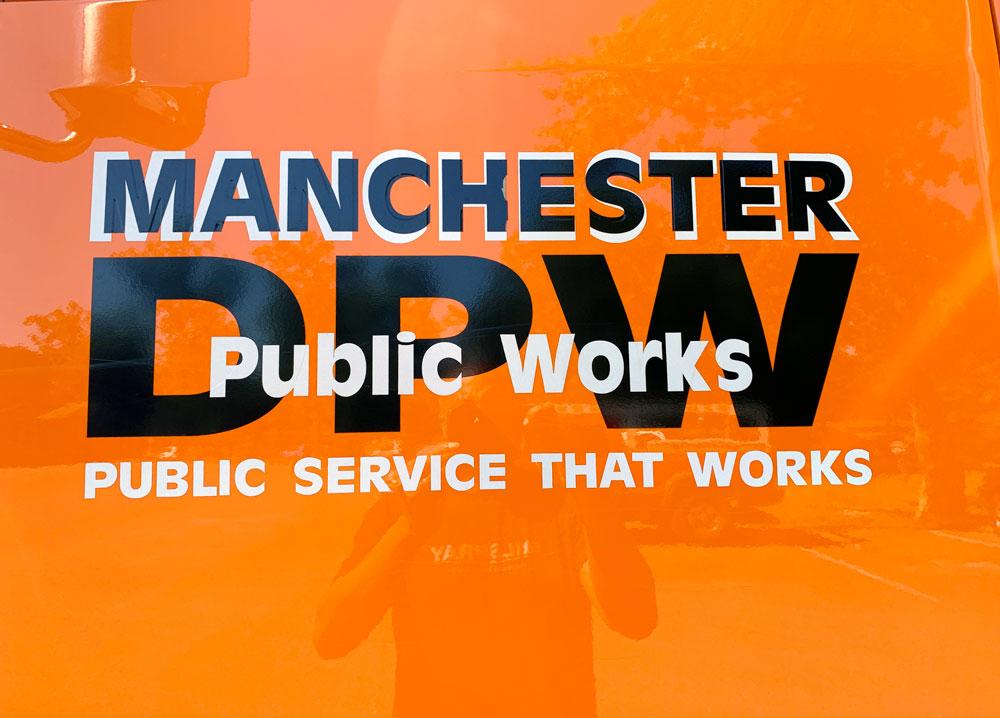 Manchester DPW T-32 Rustproofing