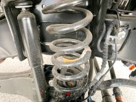 Ford F-550 Tectyl Undercarriage