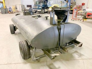 Fuel Bowser - New York Air National Guard