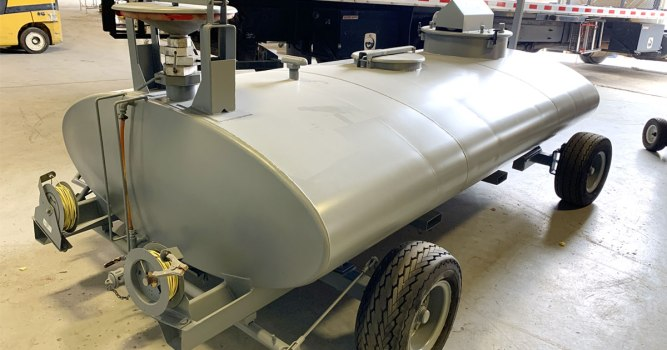 Fuel Bowser - New York Air National Guard (Header)