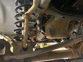 Dodge Ram Tectyl Undercarriage Coatings (Before)