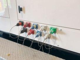 NJDOT Storm Relief Generator Trailers (After)