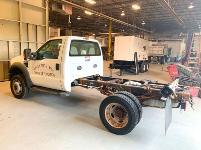 Ford F-450 Superduty (before)