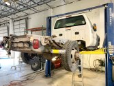 Ford F-450 Superduty (during)